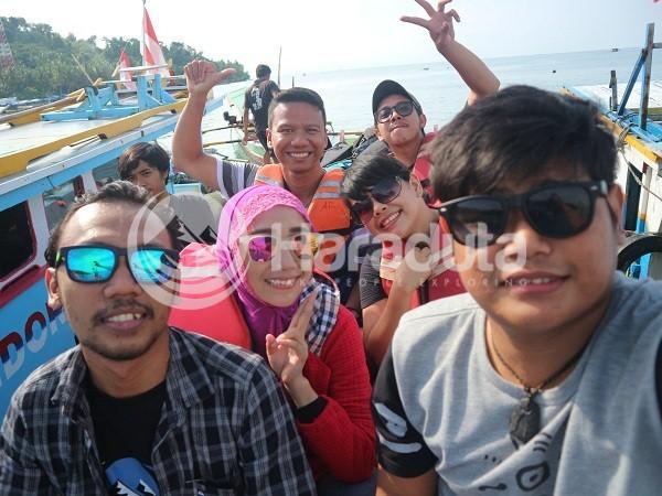 Open Trip Pulau Pahawang 140417 #01
