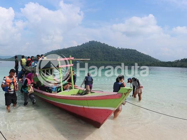 Open Trip Pulau Pahawang 140417 #02
