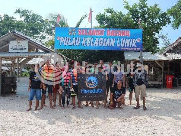 Open Trip Pulau Pahawang 140417 #03