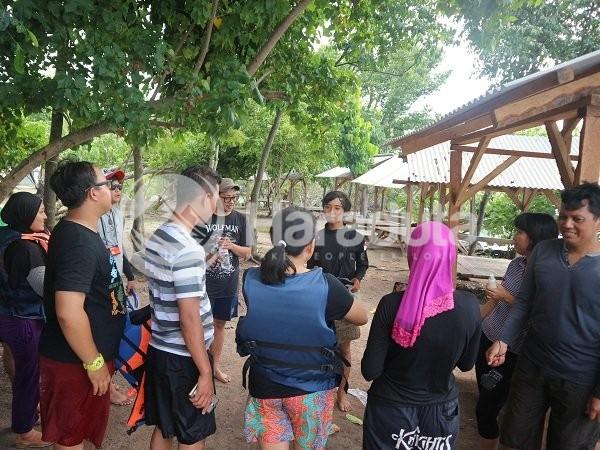 Open Trip Pulau Pahawang 140417 #04