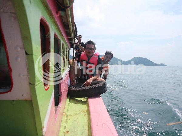 Open Trip Pulau Pahawang 140417 #06