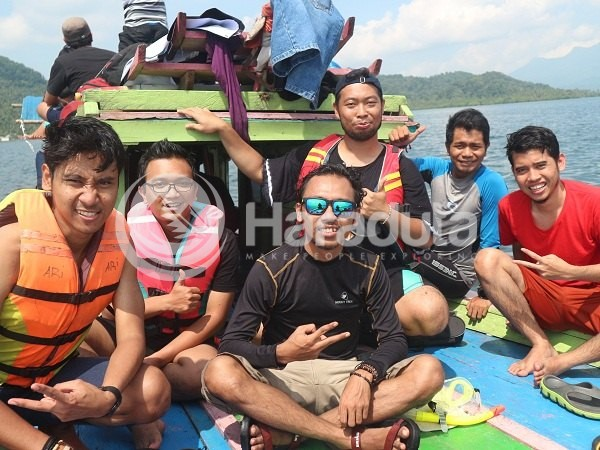 Open Trip Pulau Pahawang 140417 #07