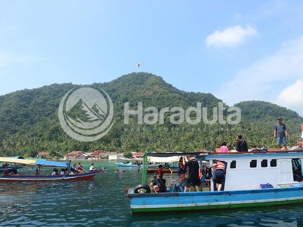Open Trip Pulau Pahawang 140417 #08