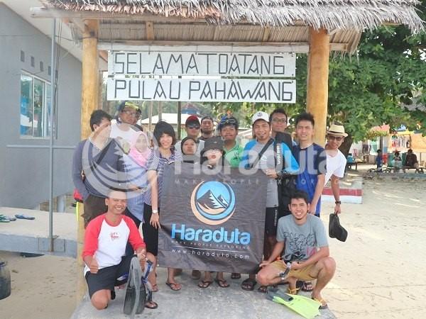 Open Trip Pulau Pahawang 140417 #10
