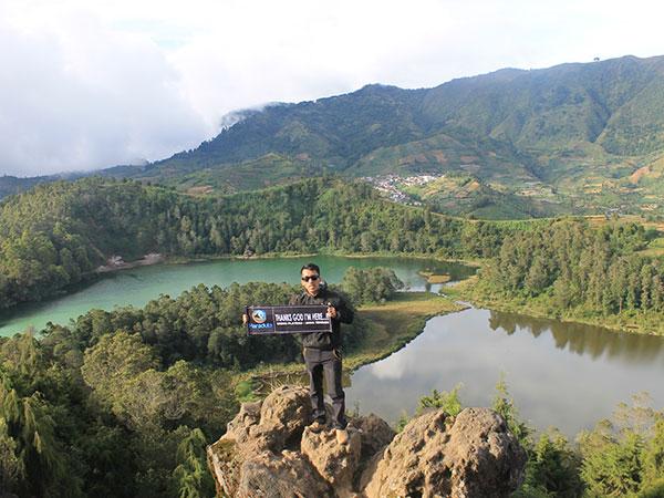Open Trip Dieng Plateau