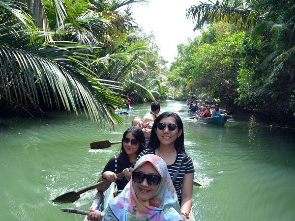 Pulau Peucang Ujung Kulon