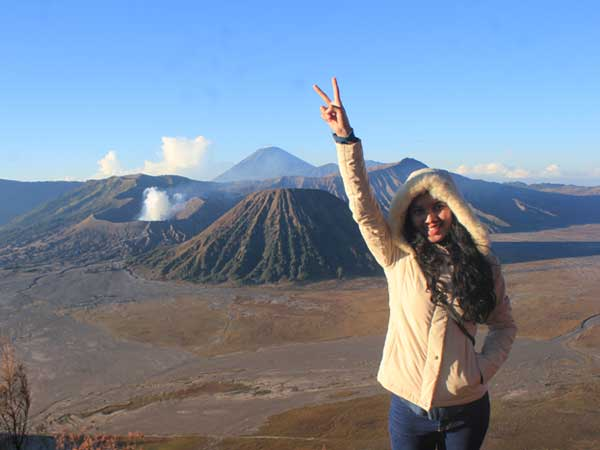 Open Trip Bromo Midnight