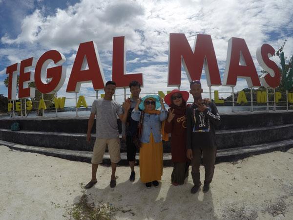 Open Trip Pulau Tegal Mas 1 Hari