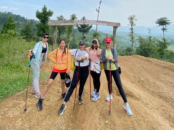 Open Trip Trekking Sentul