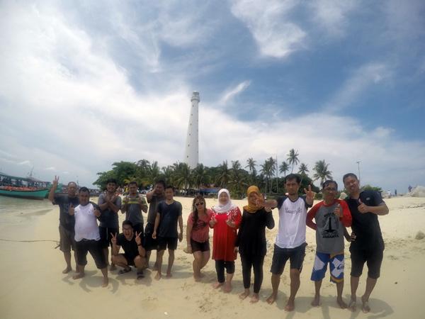 Paket Wisata Belitung 2 Hari 1 Malam