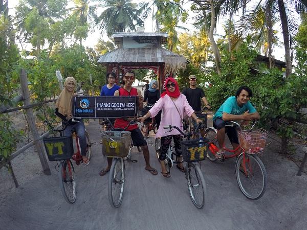 Paket Wisata Pulau Tidung 1 Hari