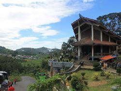 Dieng Plateau Jawa Tengah