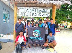 Paket Wisata Pulau Pahawang dari Pelabuhan Merak