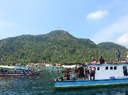 Pulau Pahawang - Keindahan Tersembunyi di Selatan Provinsi Lampung