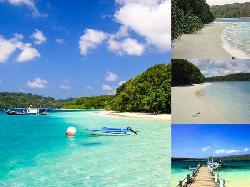 Pulau Peucang - Keindahan Wisata Pantai di Banten